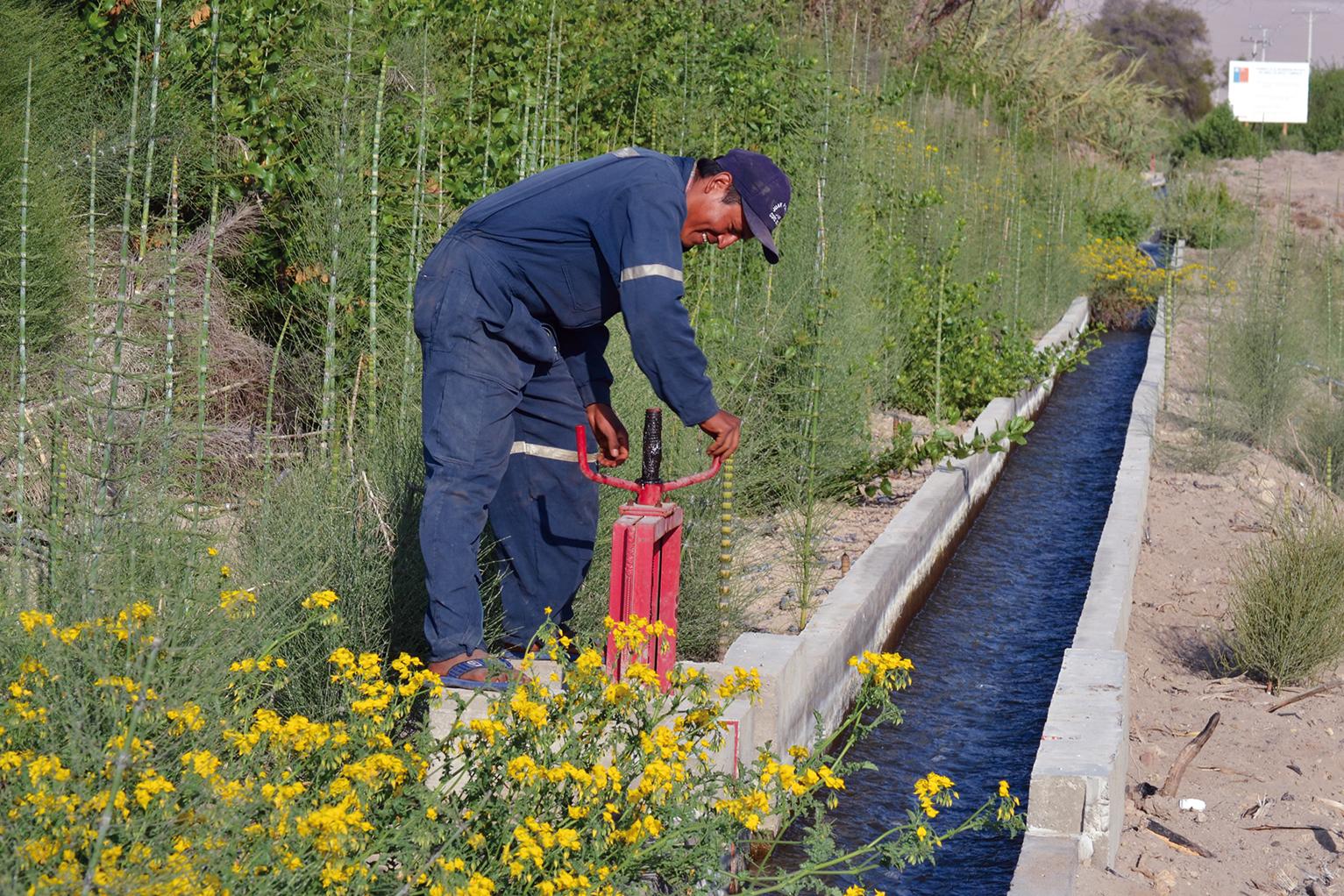 Capacitación sobre Organizaciones de Usuarios de Agua
